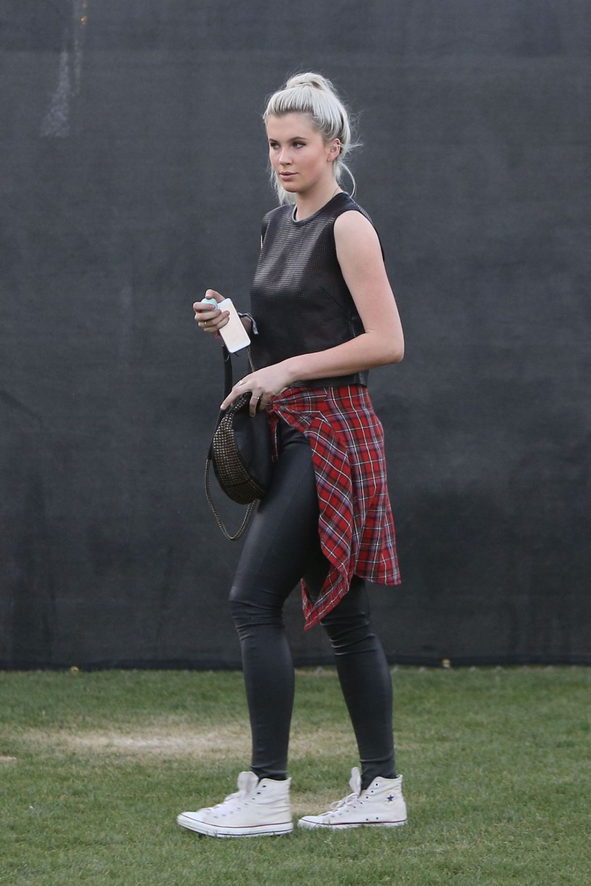 IRELAND BALDWIN at Coachella Music Festival - HawtCelebs