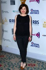 JANE HILL at Out in the City and G3 Magazine Readers Awards in London