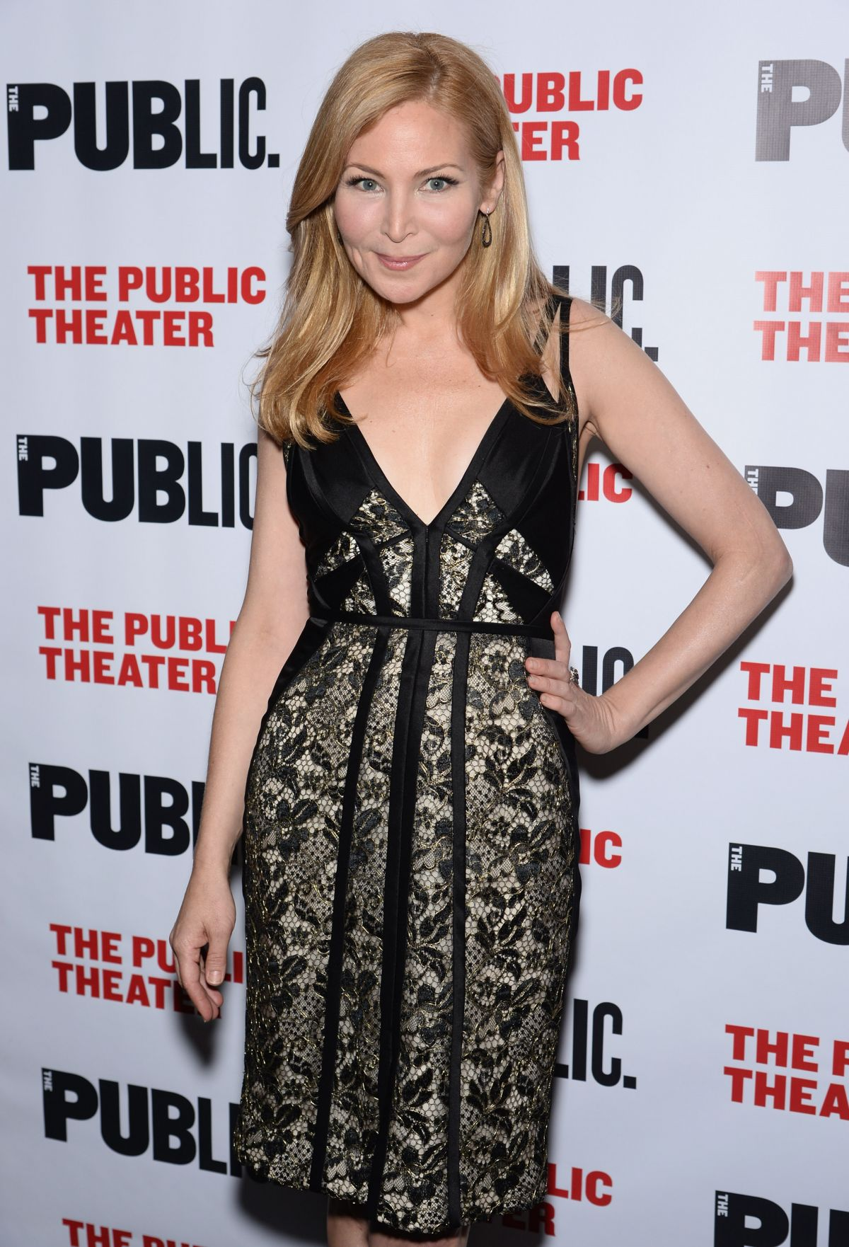 JENNIFER WESTFELDT at The Library Opening Night Celebration
