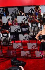 JILL WAGNER at MTV Movie Awards 2014 in Los Angeles