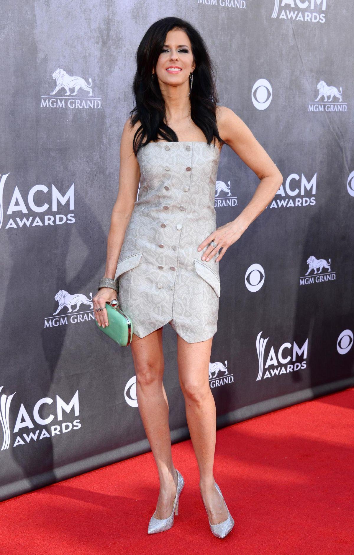 KAREN FAIRCHILD at 2014 Academy of Country Music Awards