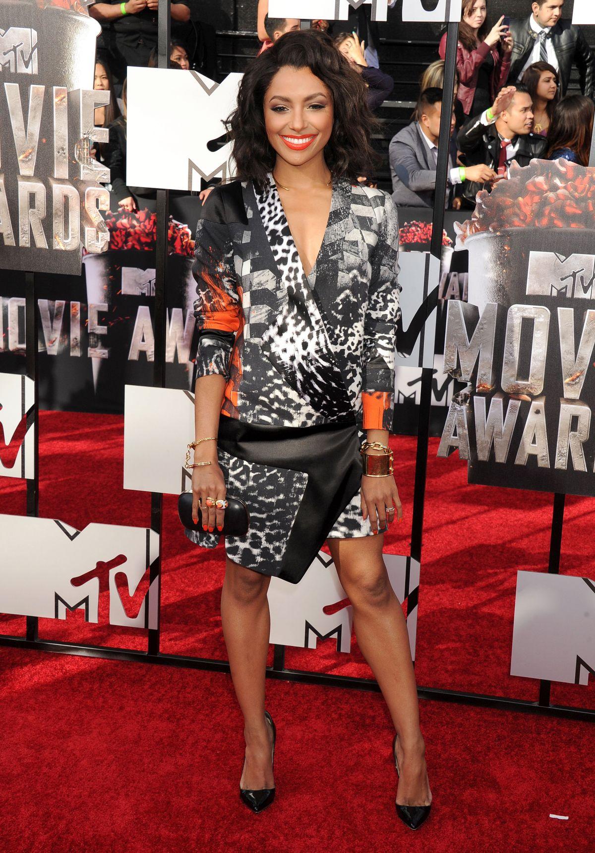 KAT GRAHAM at MTV Movi...