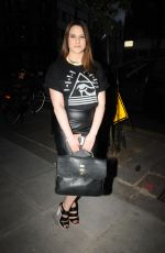 KAT SHOOB at 43 Face Launch Party in London