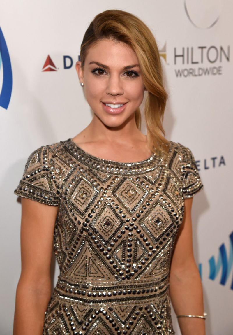 KATE MANSI at 2014 Glaad Media Awards in Los Angeles