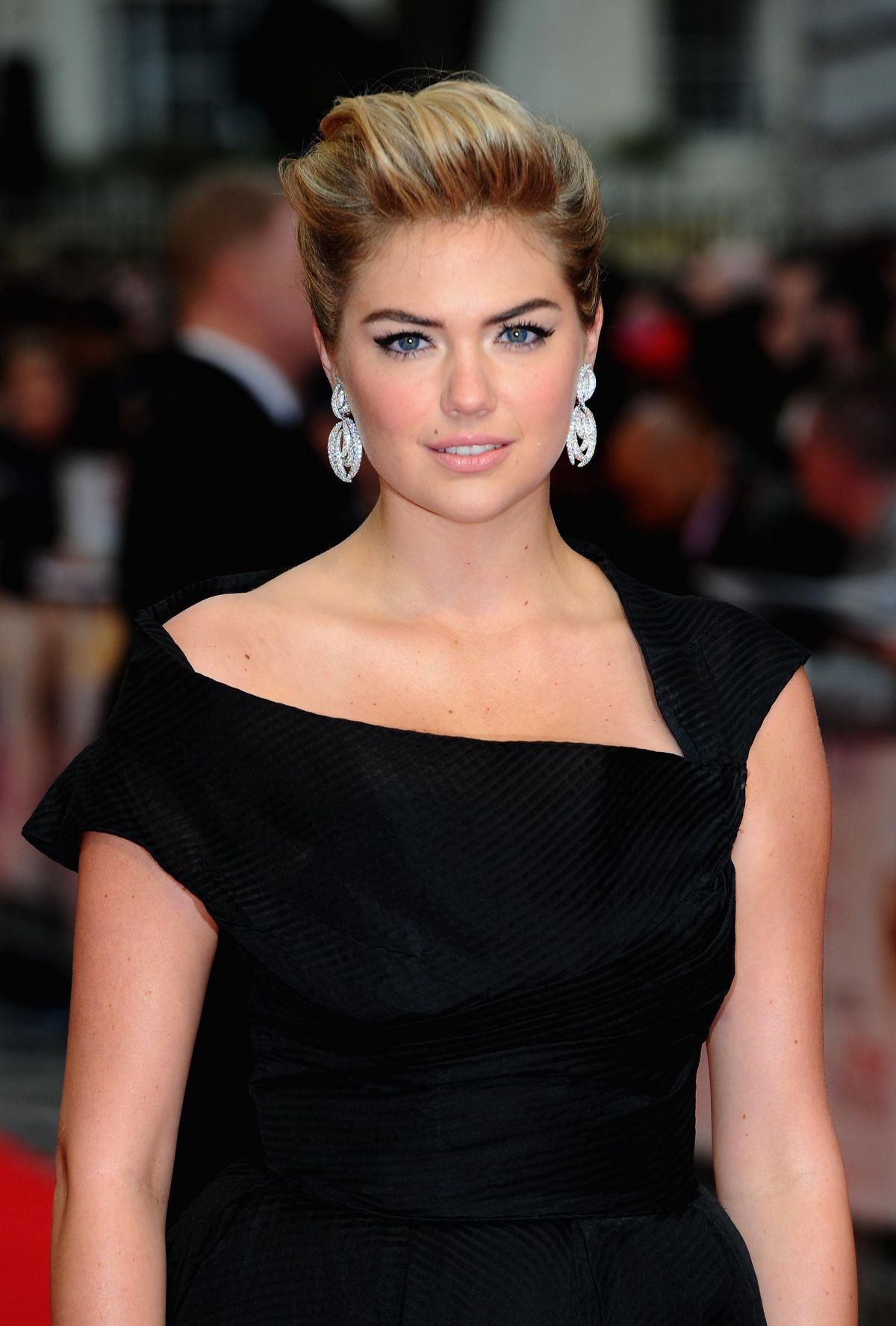 Kate Upton At The Other Woman Premiere In London Hawtcelebs