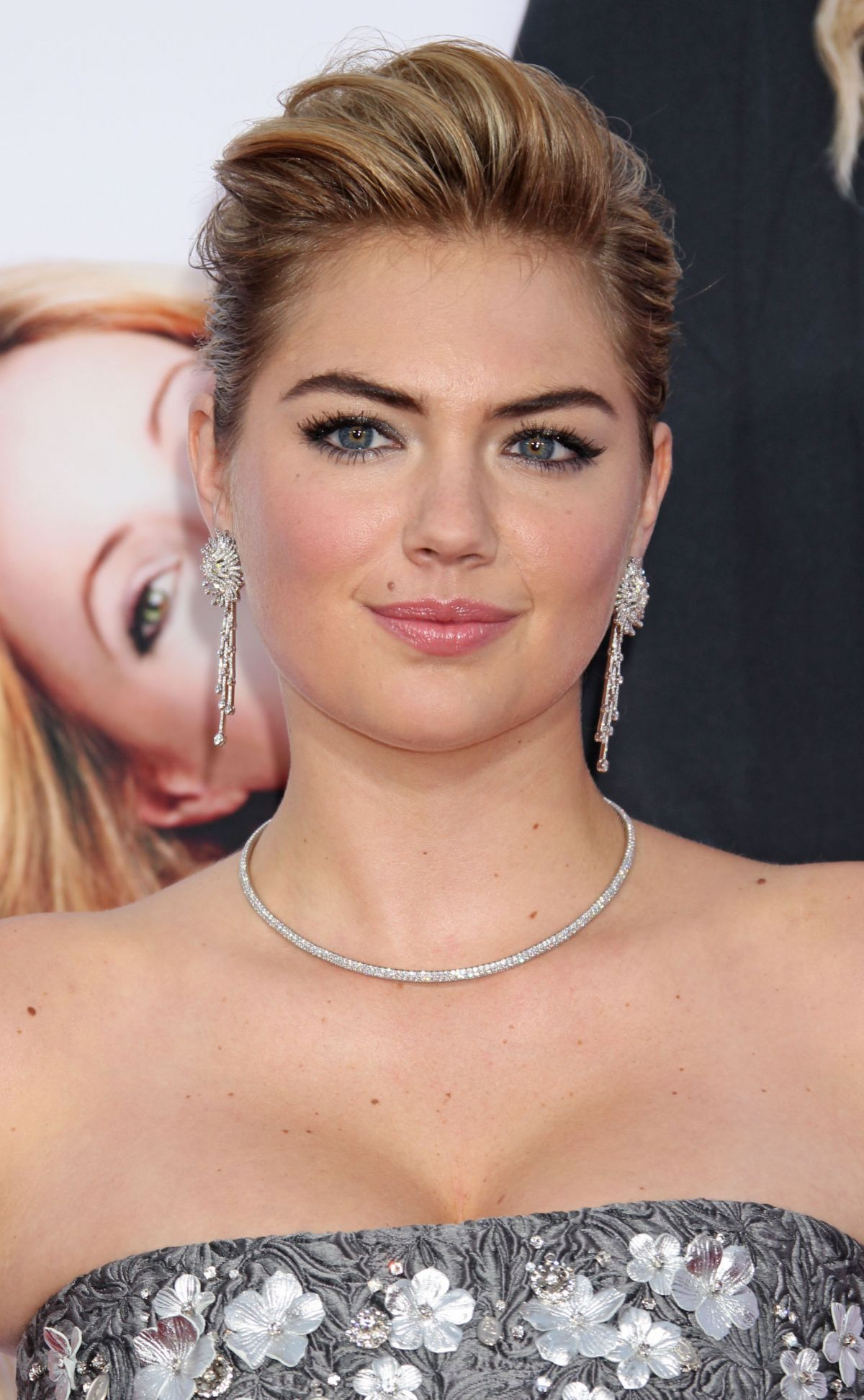 KATE UPTON at The Other Woman Premiere in Westwood