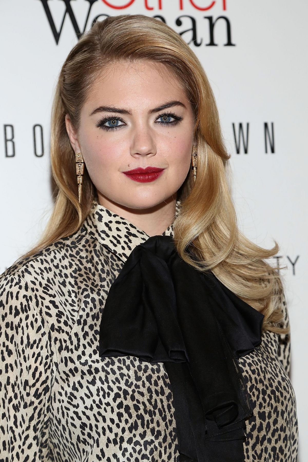 Kate Upton At The Other Woman Screening In New York