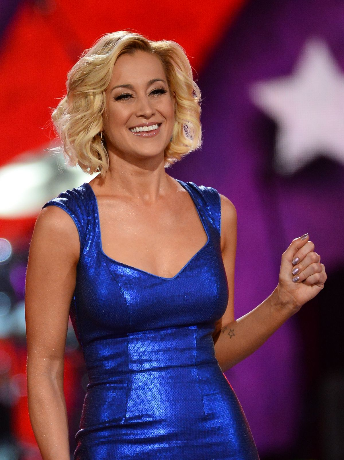 KELLIE PICKLER at ACM ...