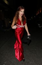 KIERSTON WAREING at Jog on Cancer Event at Kensington Roof Gardens