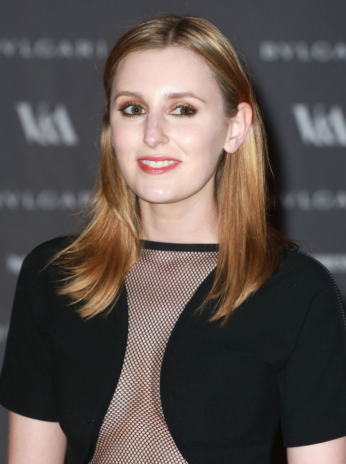 LAURA CARMICHAEL at The Glamour of Italian Fashion Private Dinner in London