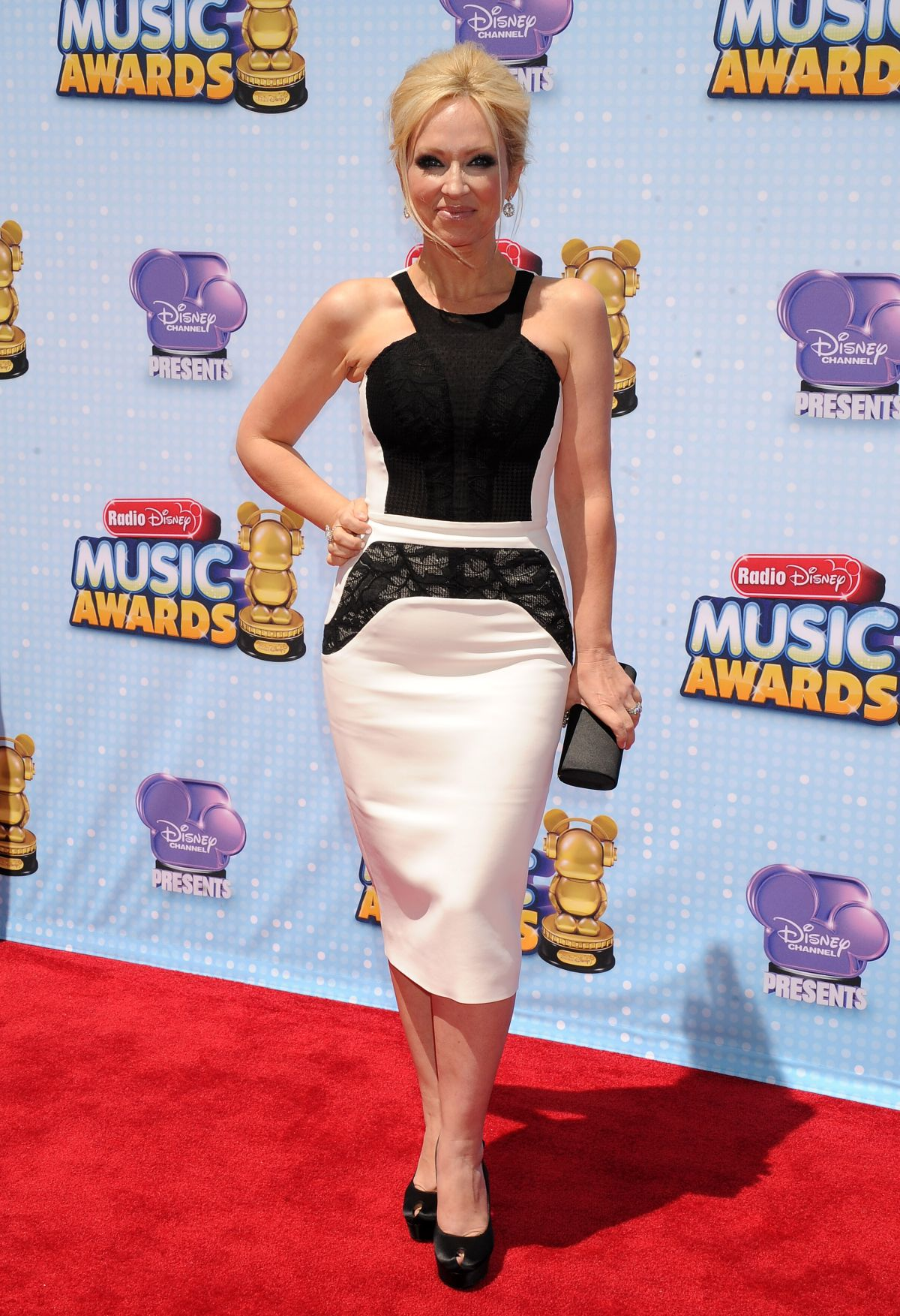 LEIGH-ALLYN BAKER at Radio Disney Music Awards 2014 in Los Angeles