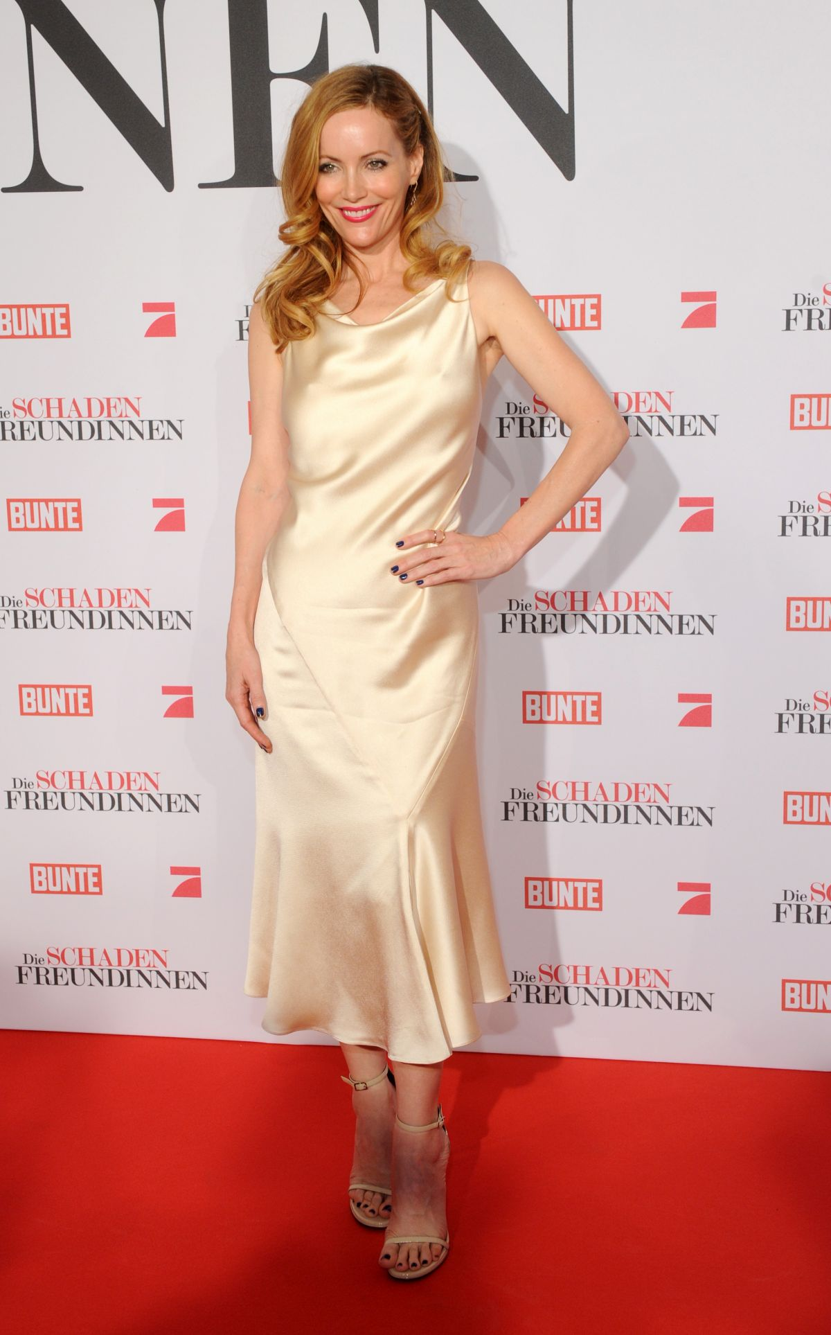 Leslie Mann At The Other Woman Premiere In Munich Hawtcelebs