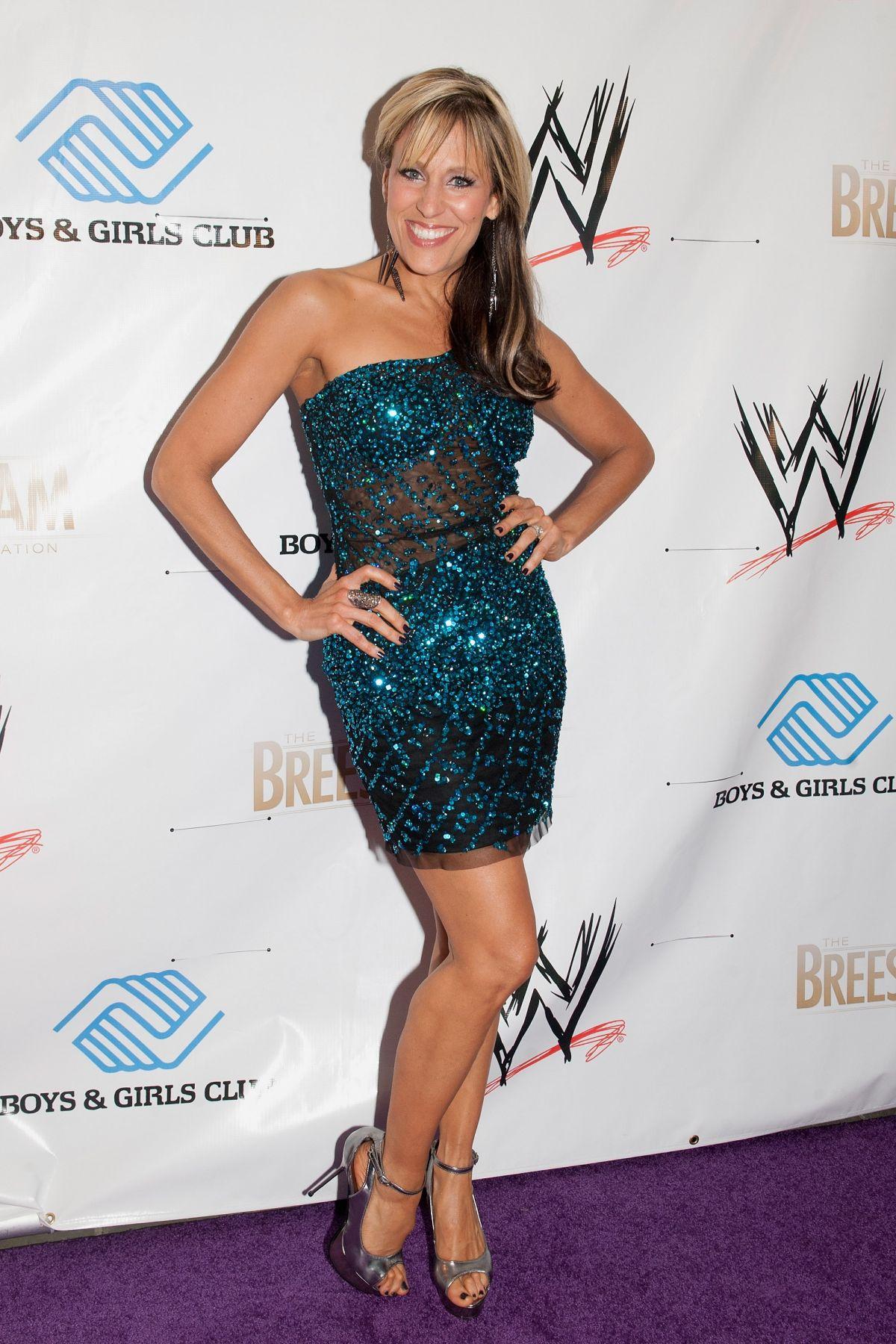 LILIAN GARCIA at WWE