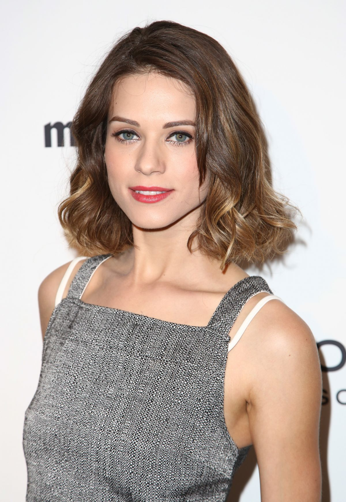 LYNDSY FONSECA at Marie Claire Celebrates May Cover Stars in Hollywood