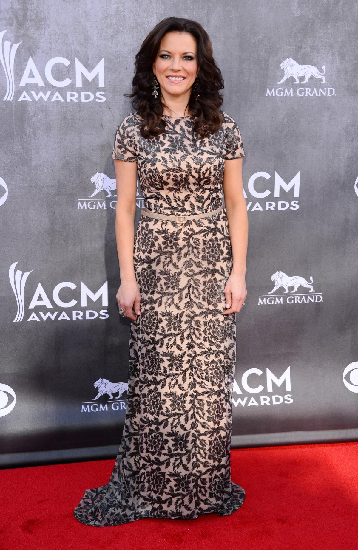 MARTINA MCBRIDE at 2014 Academy of Country Music Awards