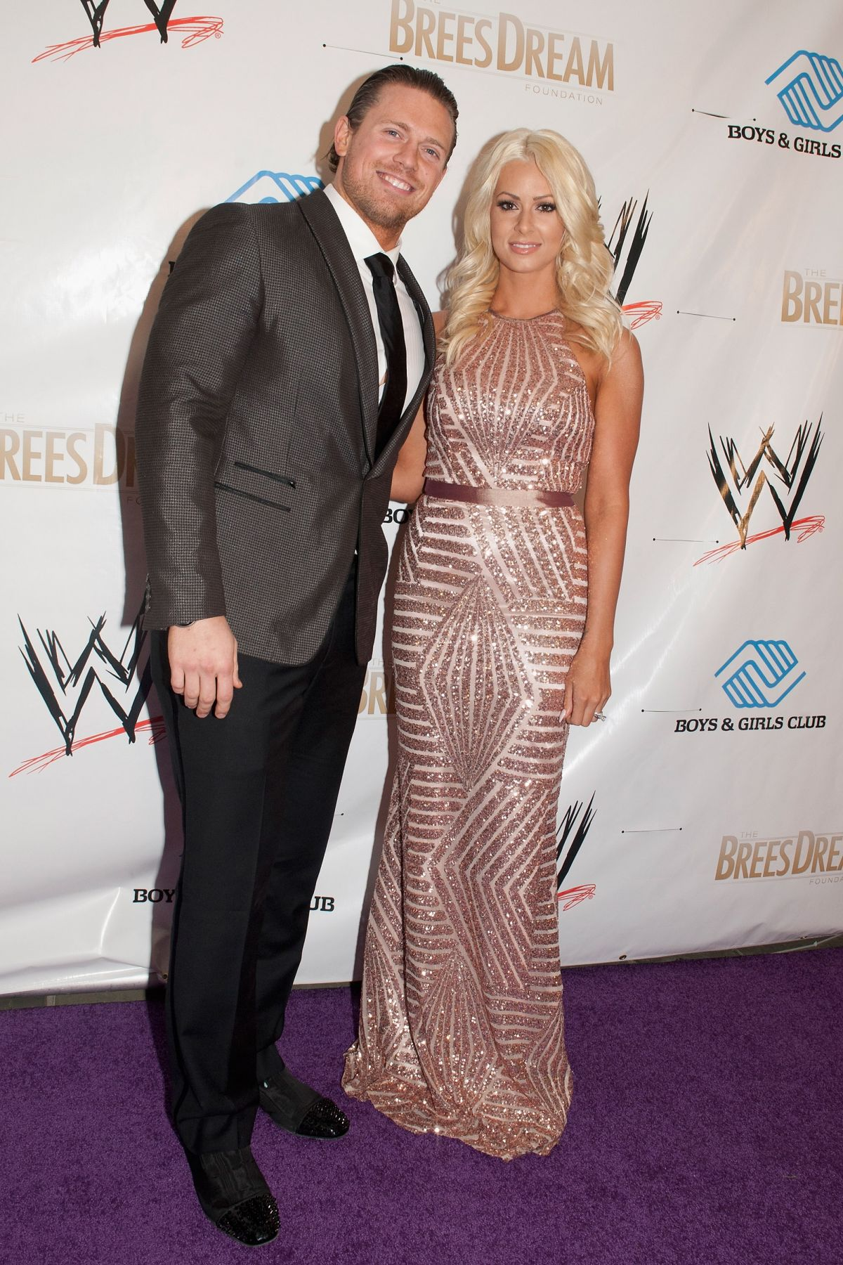 MARYSE OUELLET at WWE