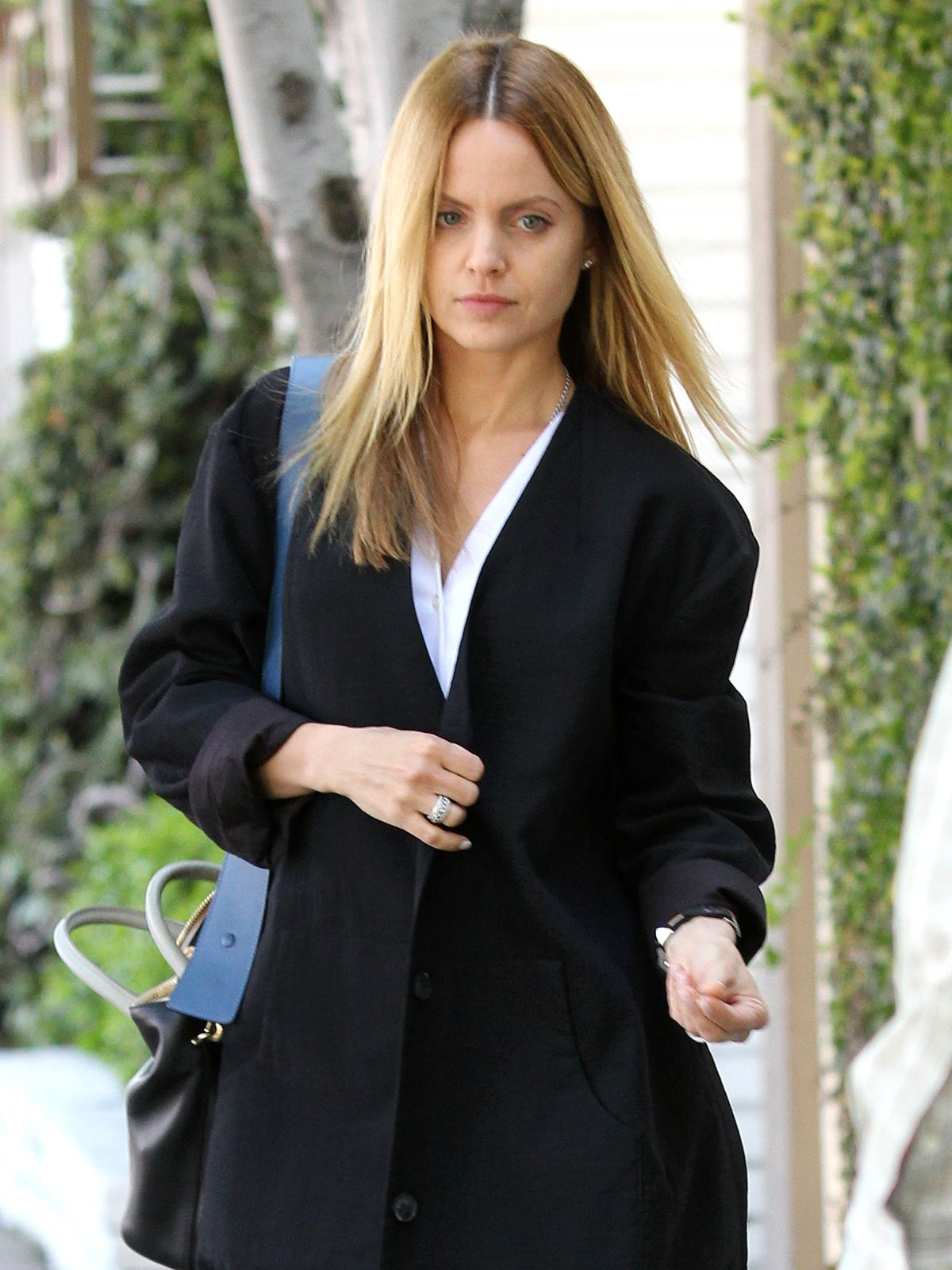 MENA SUVARI Out and About in West Hollywood 0304