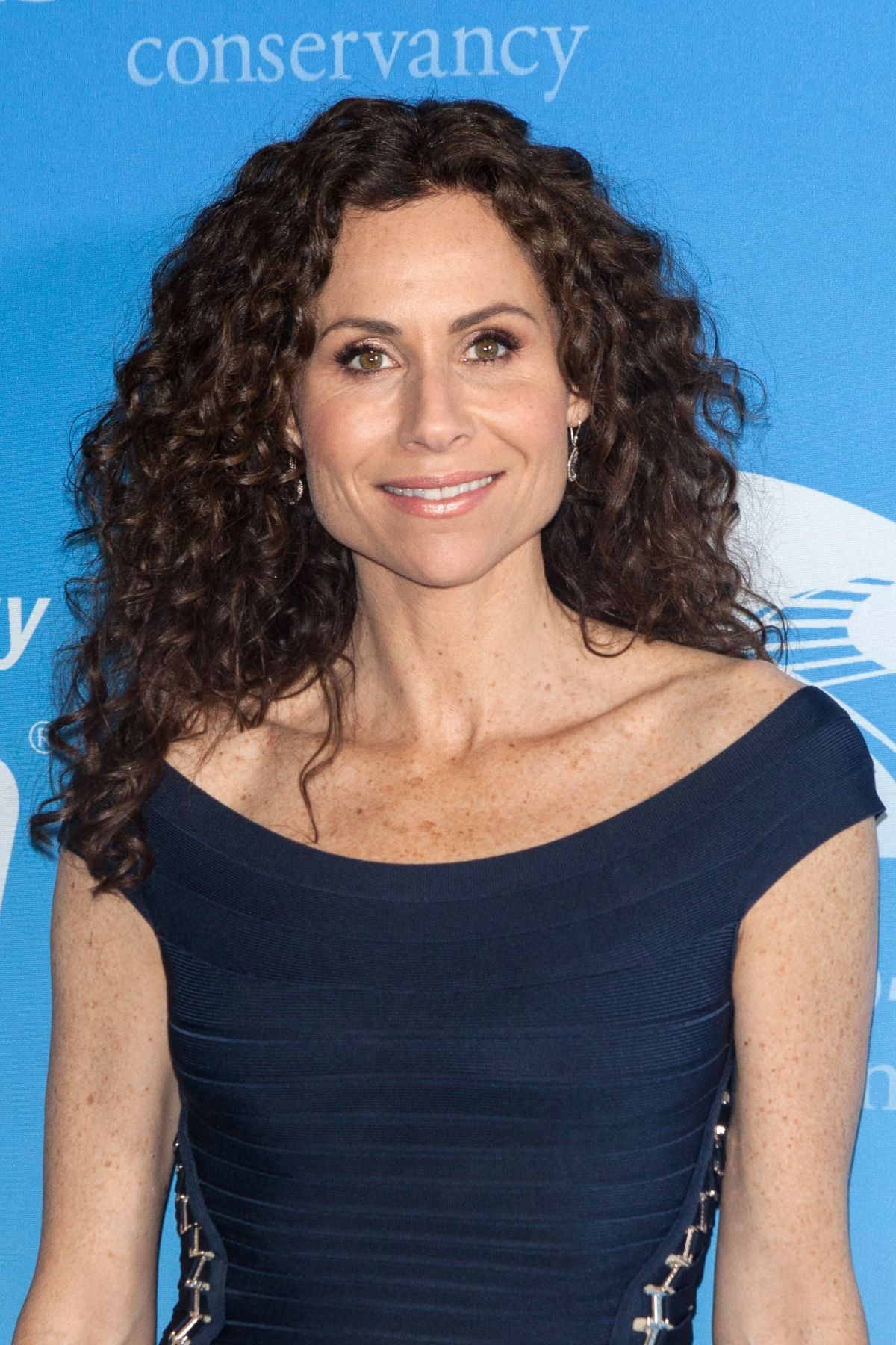 MINNIE DRIVER at Red Carpet Trail Premiere