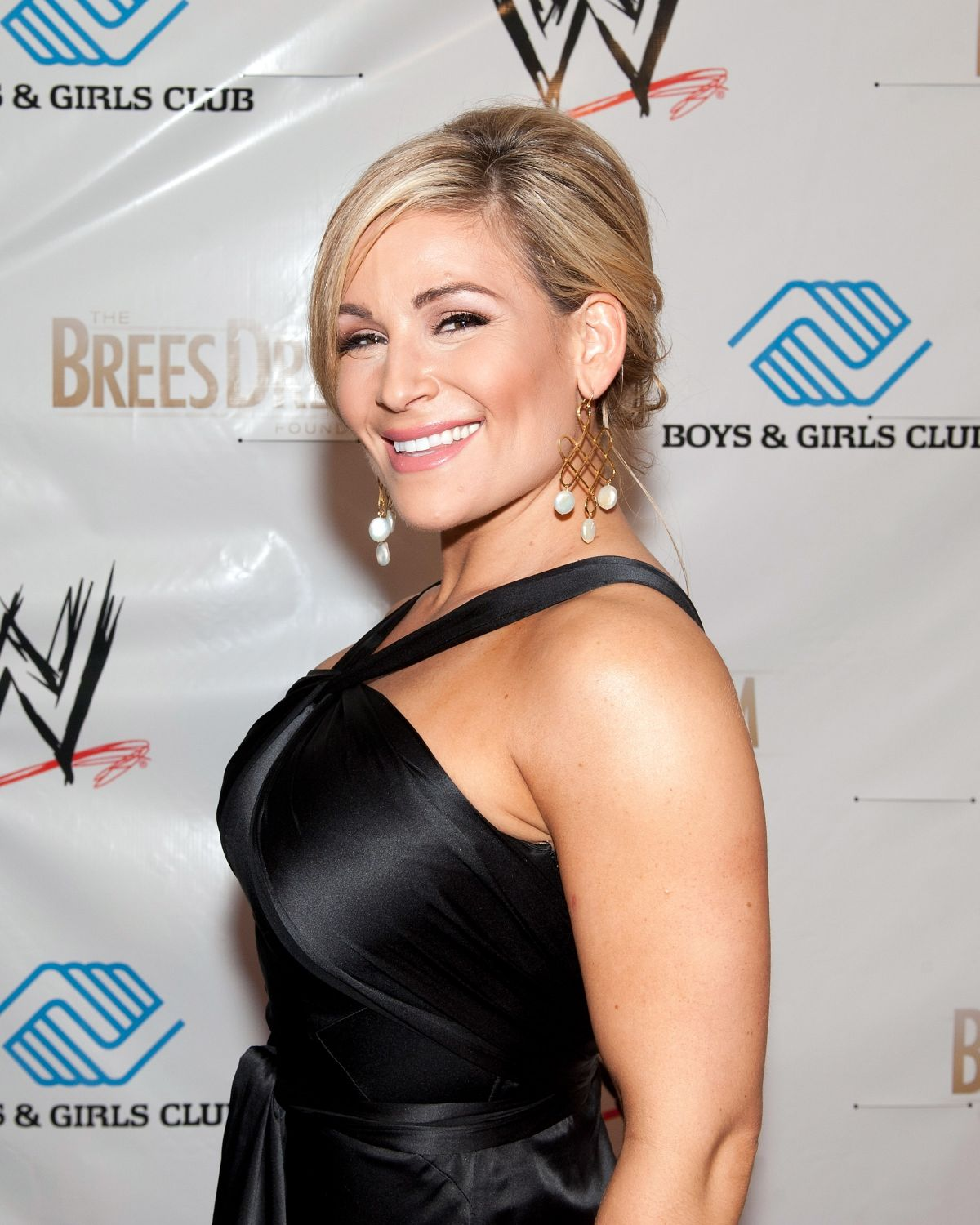 NATALYA (NATALIE NEIDHART) at WWE