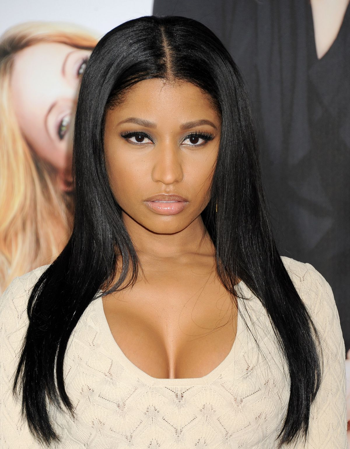 NICKI MINAJ at The Other Woman Premiere in Westwood