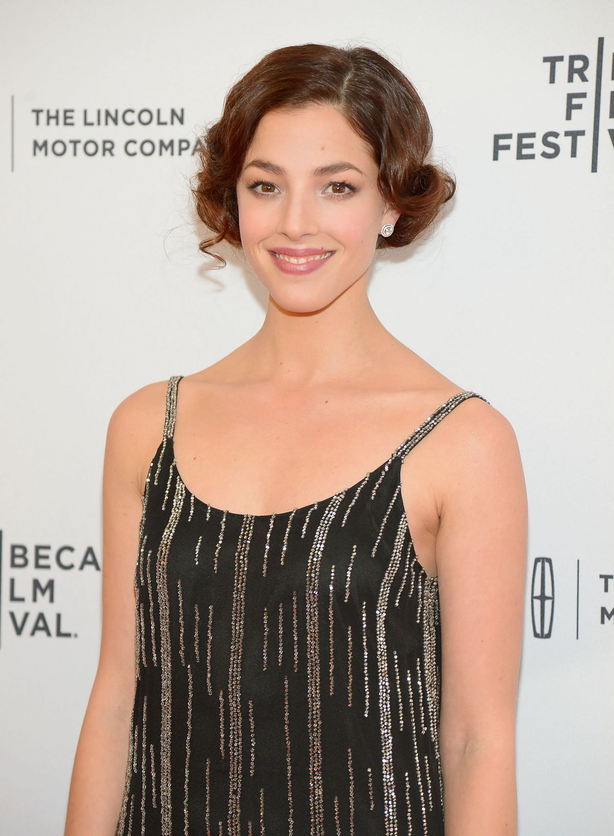 OLIVIA THIRLBY at 5 to 7 Premiere at Tribeca Film Festival