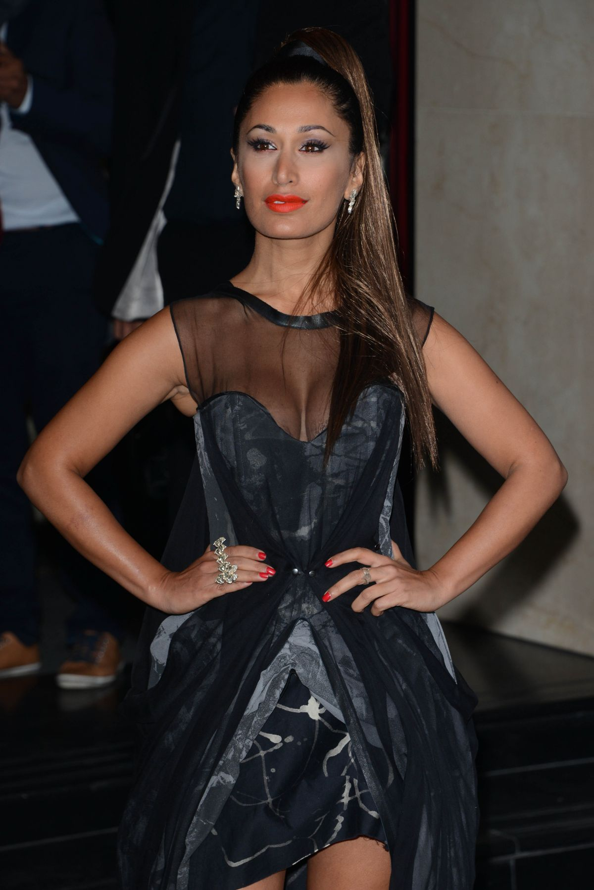 PREEYA KALIDAS at Asian Awards in London
