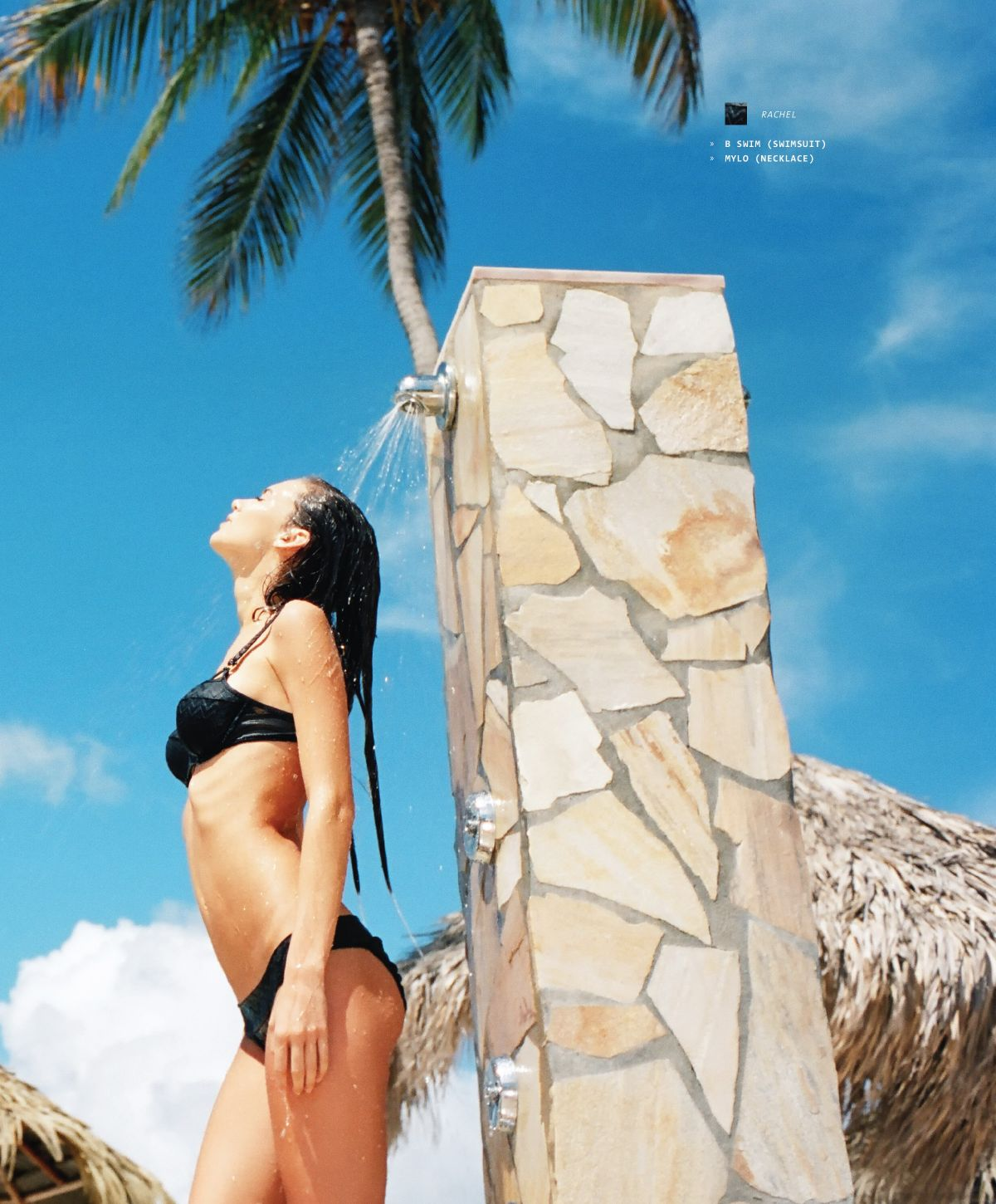 RACHEL THOMAS in Surf Magazine, 2014 Swimsuit Issue
