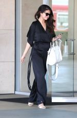 SELENA GOMEZ Out and Abut in Los Angeles
