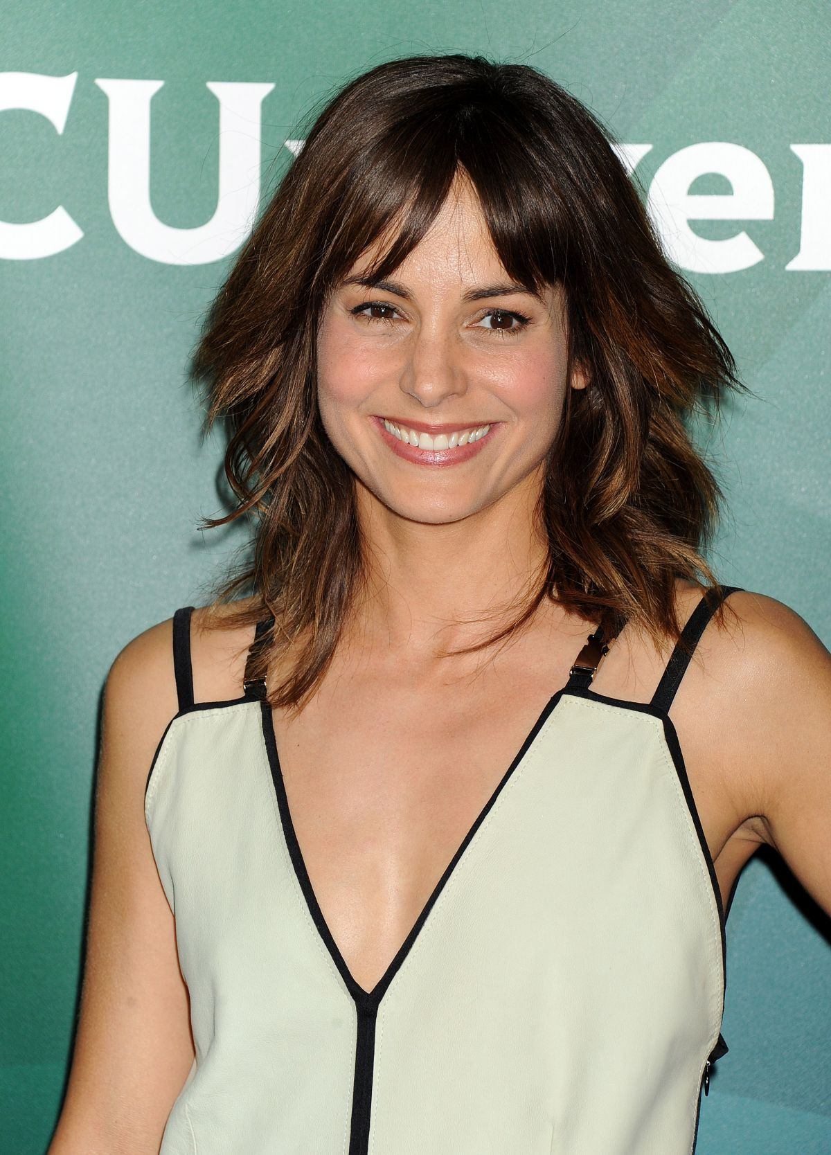 STEPHANIE SZOSTAK at NBC Universal Summer Press Day