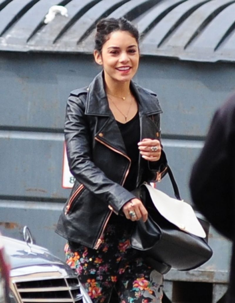VANESSA HUDGENS Out and ABout in Los Angeles 0404