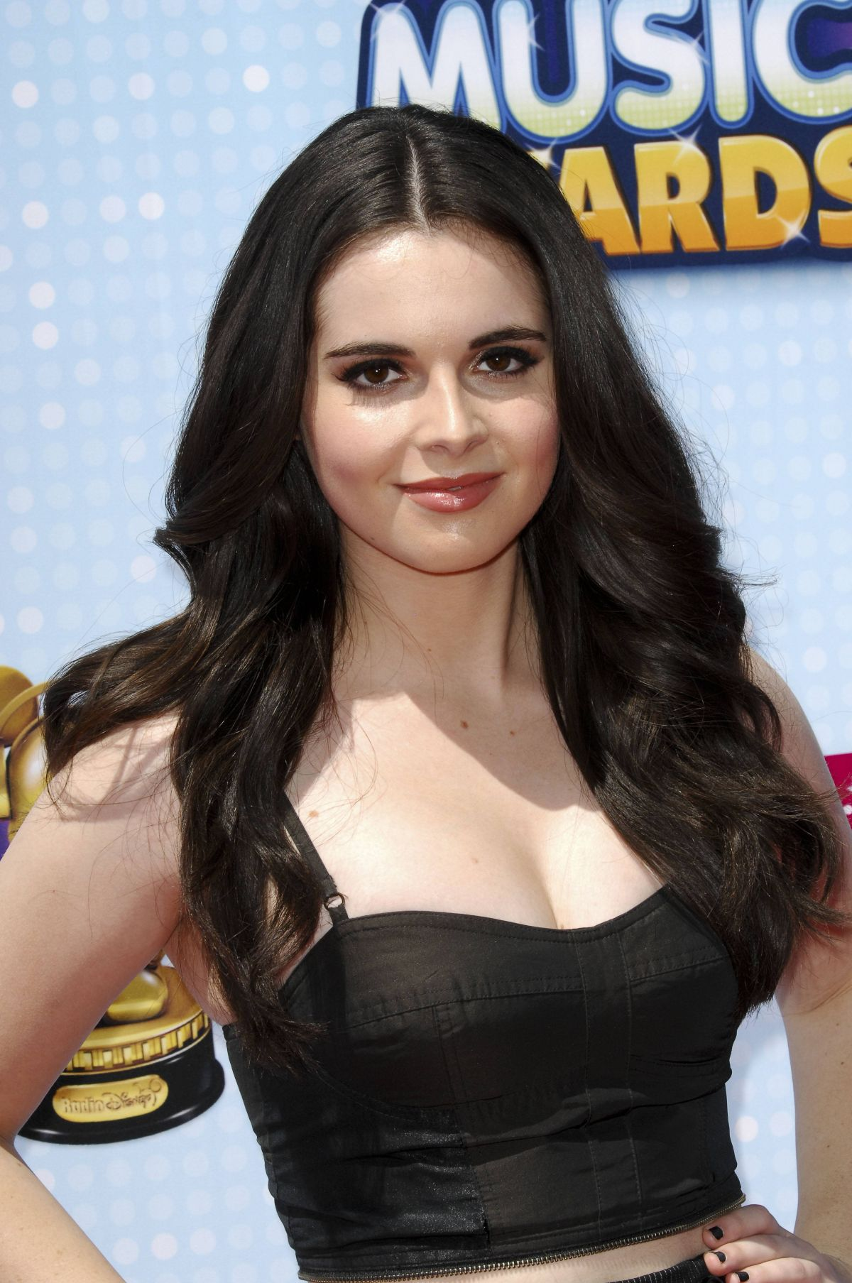 VANESSA MARANO at Radio Disney Music Awards 2014 in Los AngelesVanessa Marano