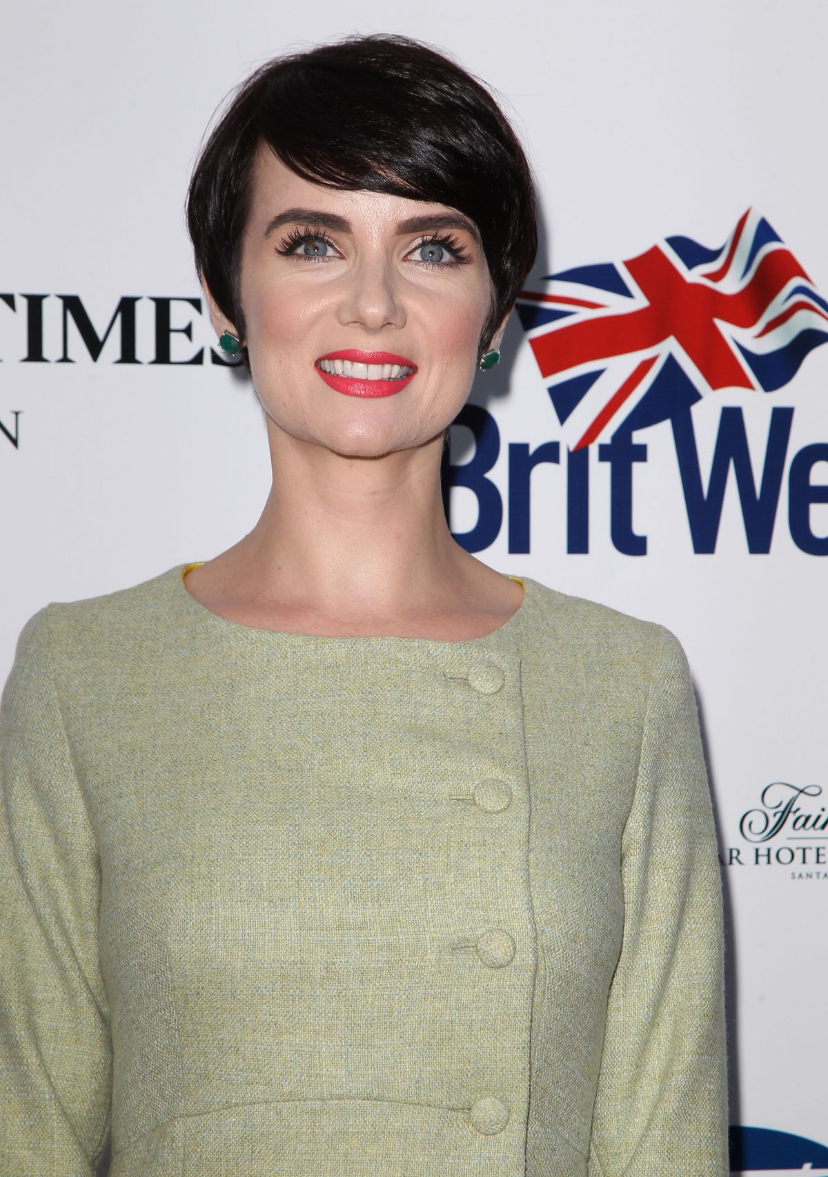 VICTORIA SUMMER at 2014 Britweek Launch Party in Los Angeles