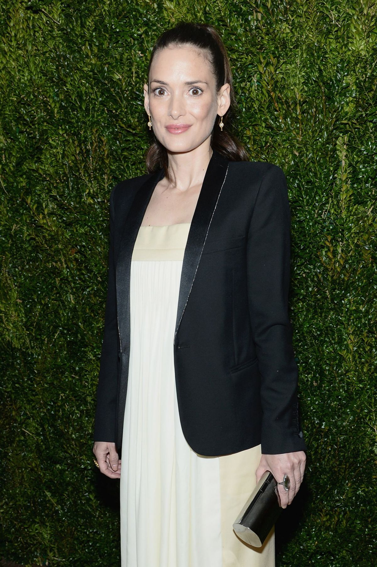 WINONA RYDER at Turks and Caicos Screening in Hollywood