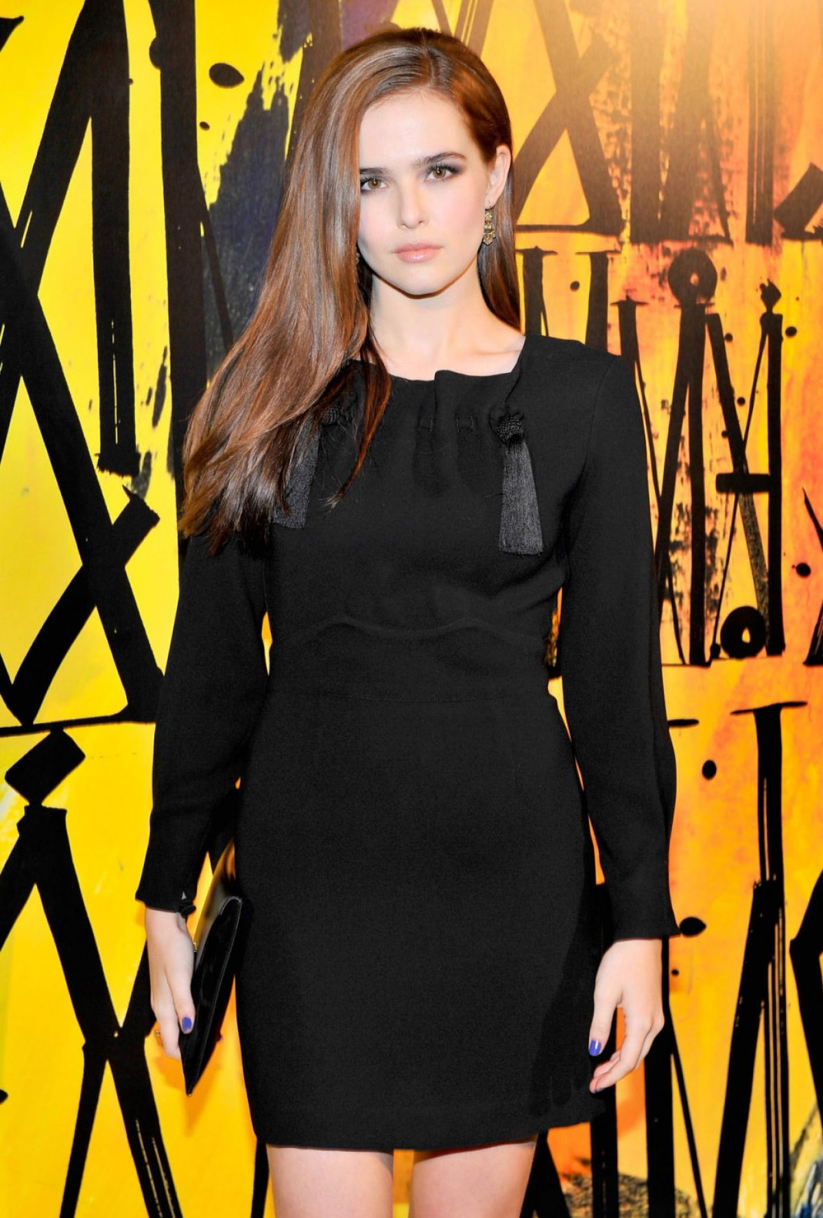 ZOEY DEUTCH at Jiimmy Choo