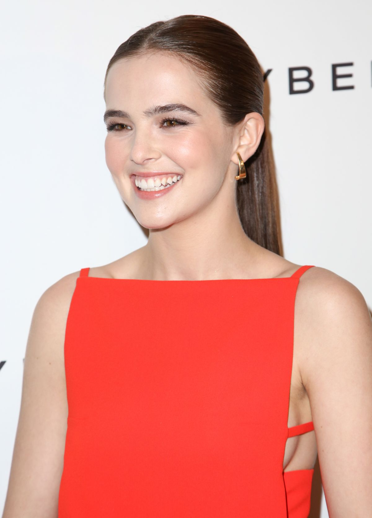 ZOEY DEUTCH at Marie Claire Celebrates May Cover Stars in Hollywood