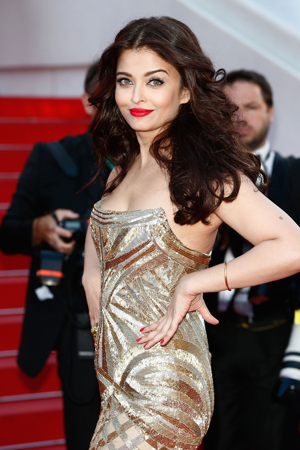 Aishwarya Rai At Two Days One Night Premiere At Cannes