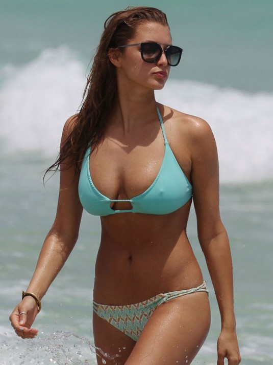 ALYSSA ARCE in Bikini