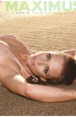 A.J. COOK in Maxim Magazine, June 2014 Issue