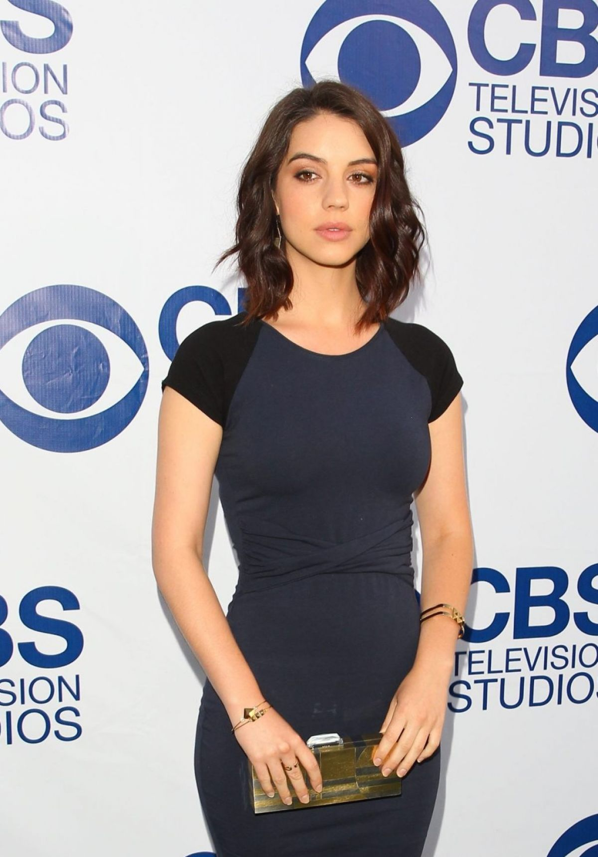 ADELAIDE KANE at CBS Summer Soiree in West Hollywood