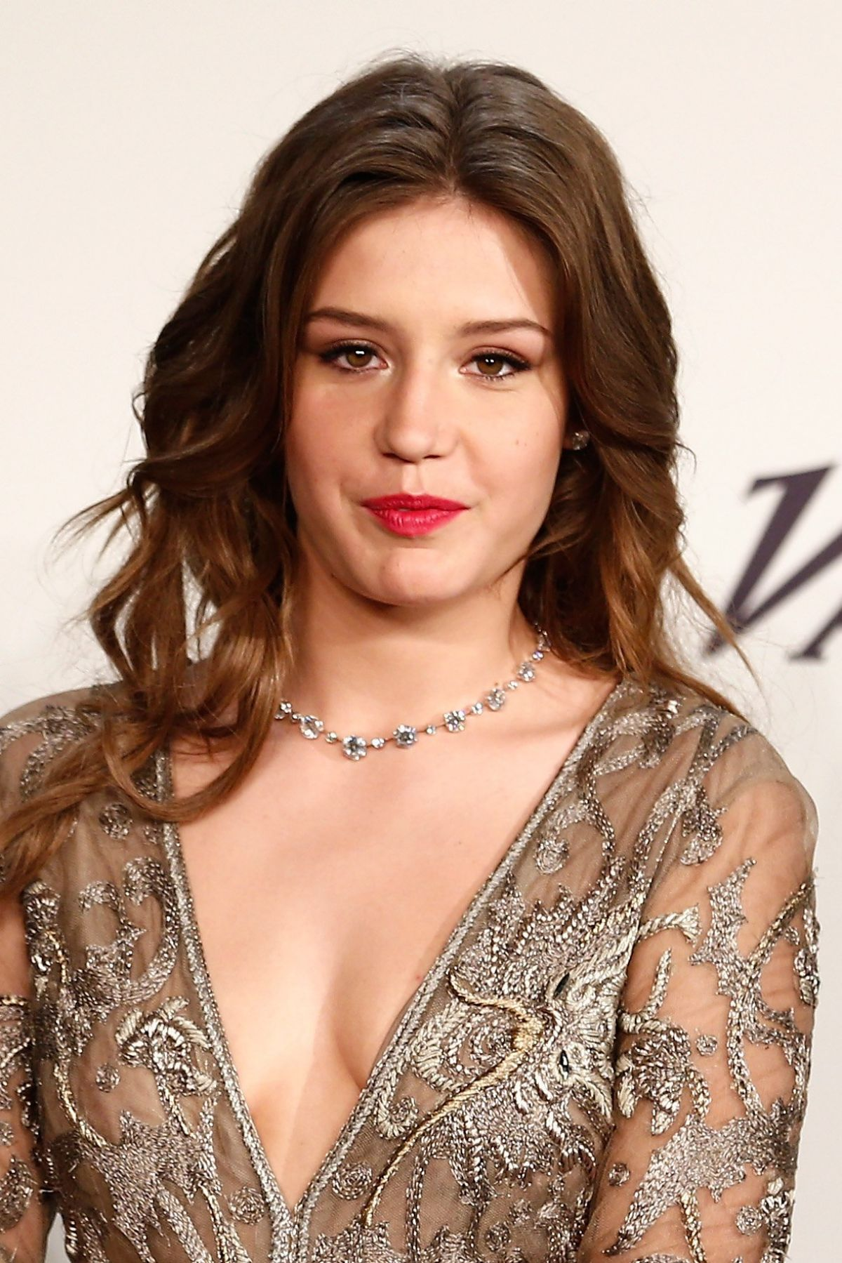 ADELE EXARCHOPOULOS at Chopard Trophy at Cannes Film Festival