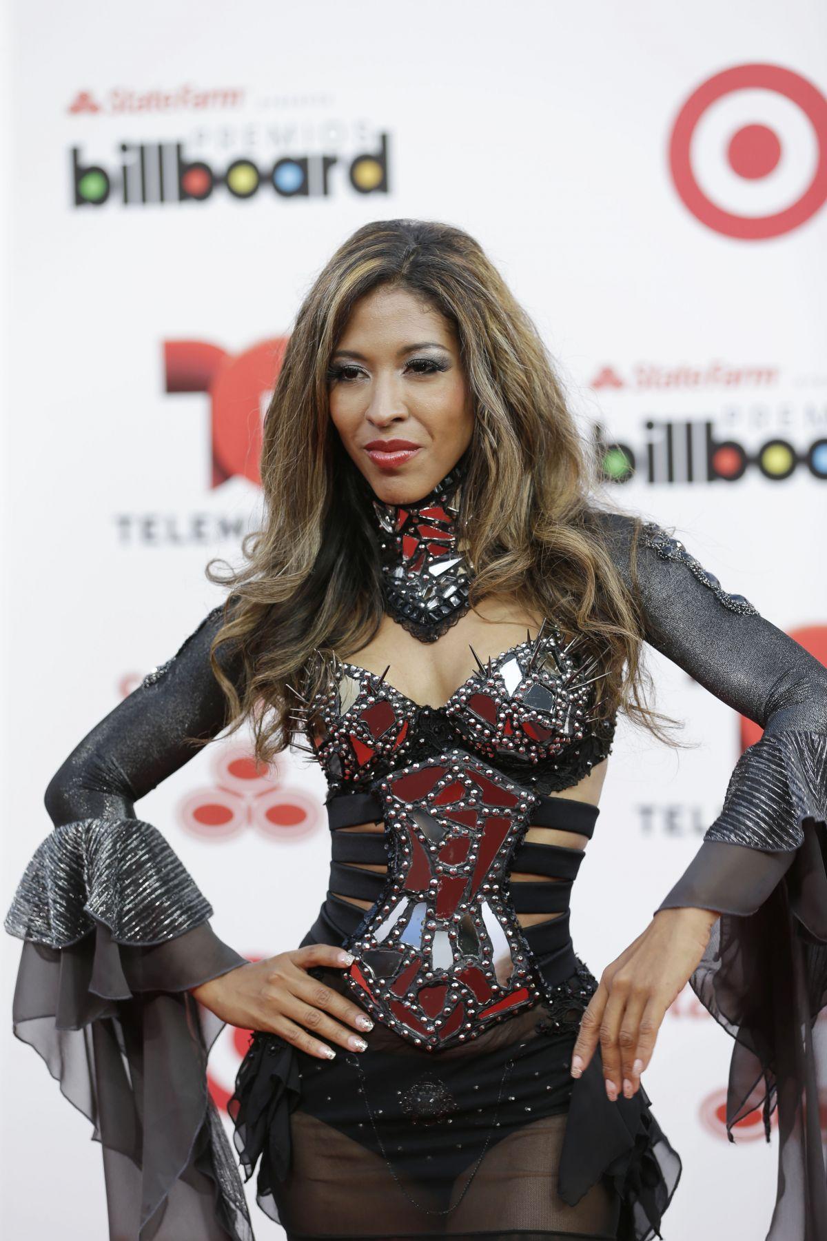 ADESSA at 2014 Billboard Latin Music Awards in Miami