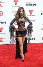 ADESSA at 2014 Billboard Latin Music Awards in Miami