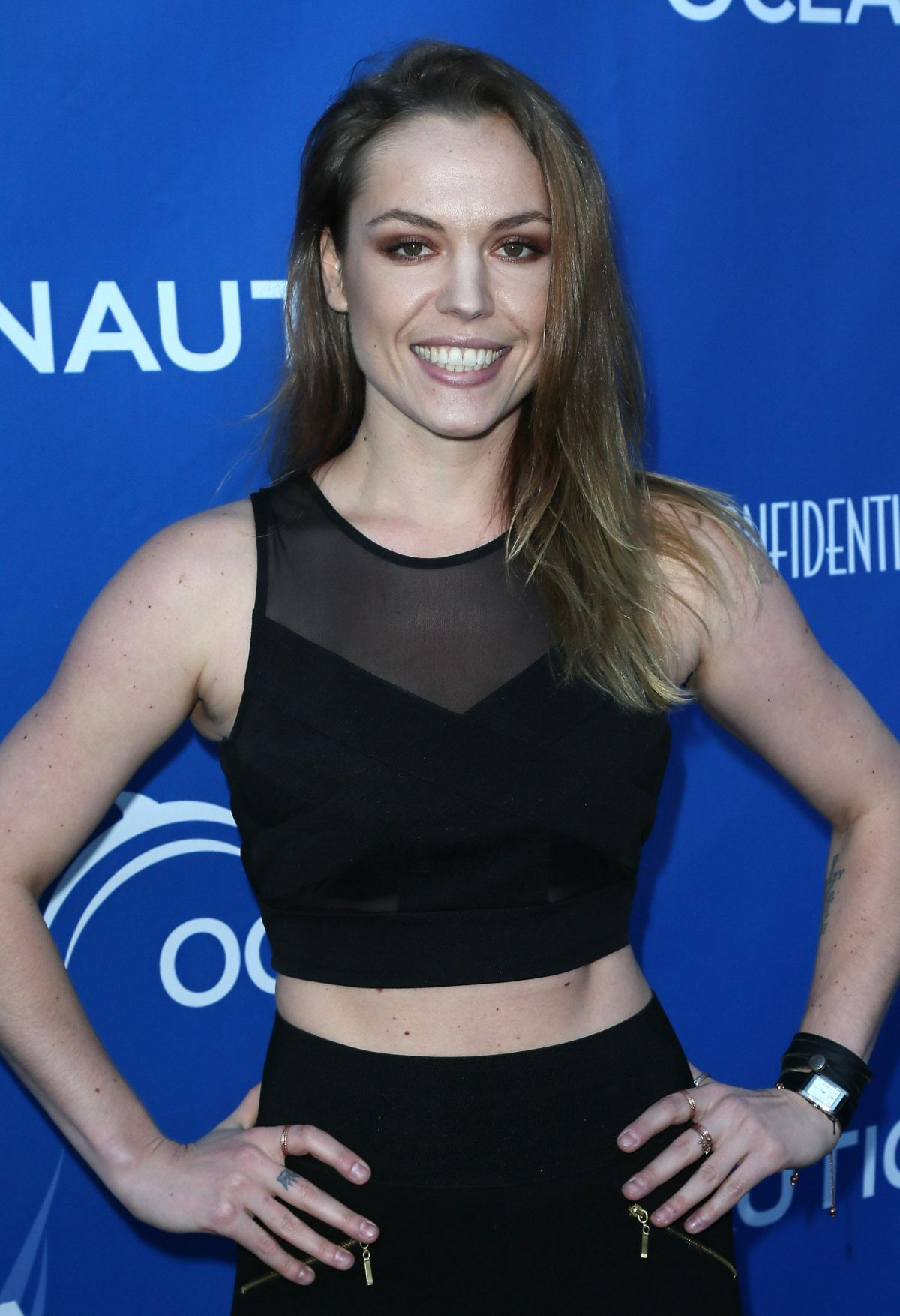 AGNES Bruckner at Nautica Oceana Beach House Party in Santa Monica