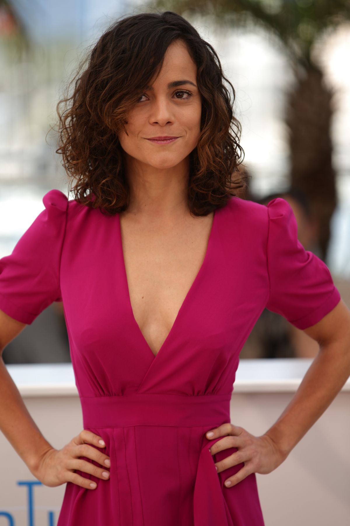 ALICE BRAGA at El Ardor Photocall at Cannes Film Festival