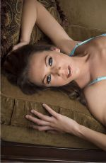 ALLISON HOZESKA in FWM Magazine, April 2014 Issue