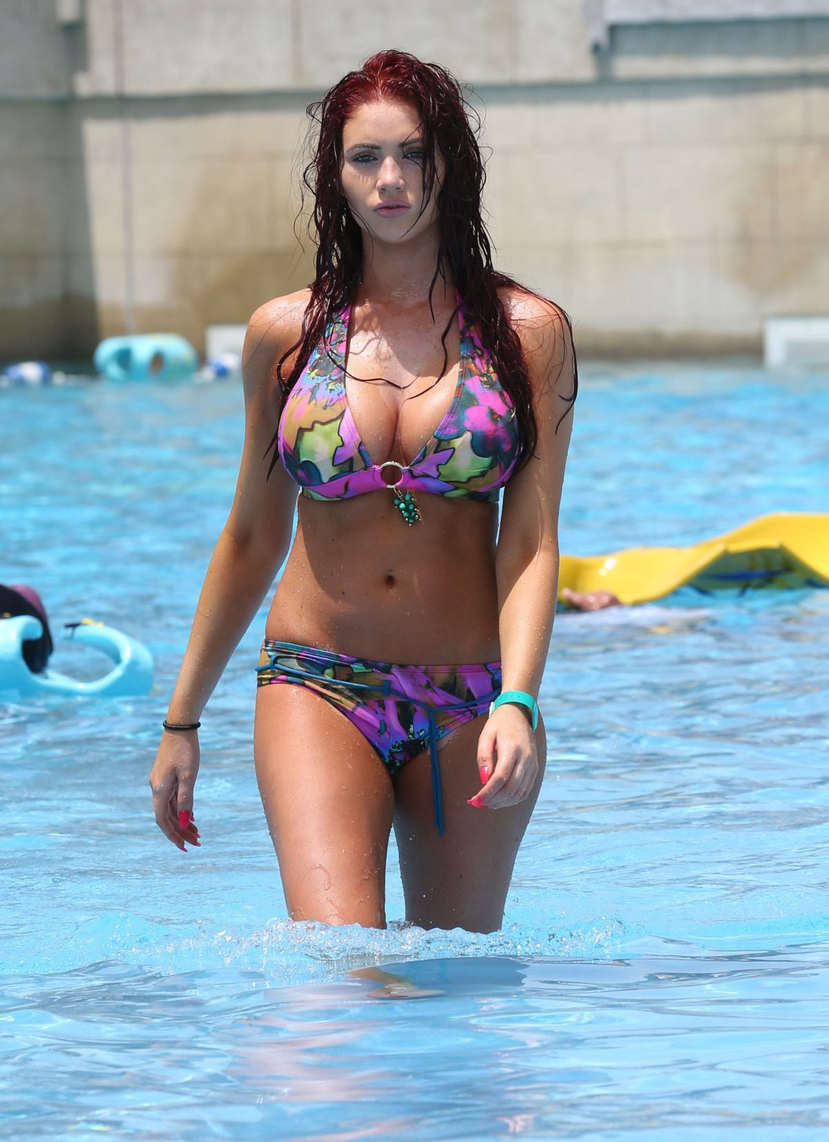 AMY CHILDS in B... Jessalyn