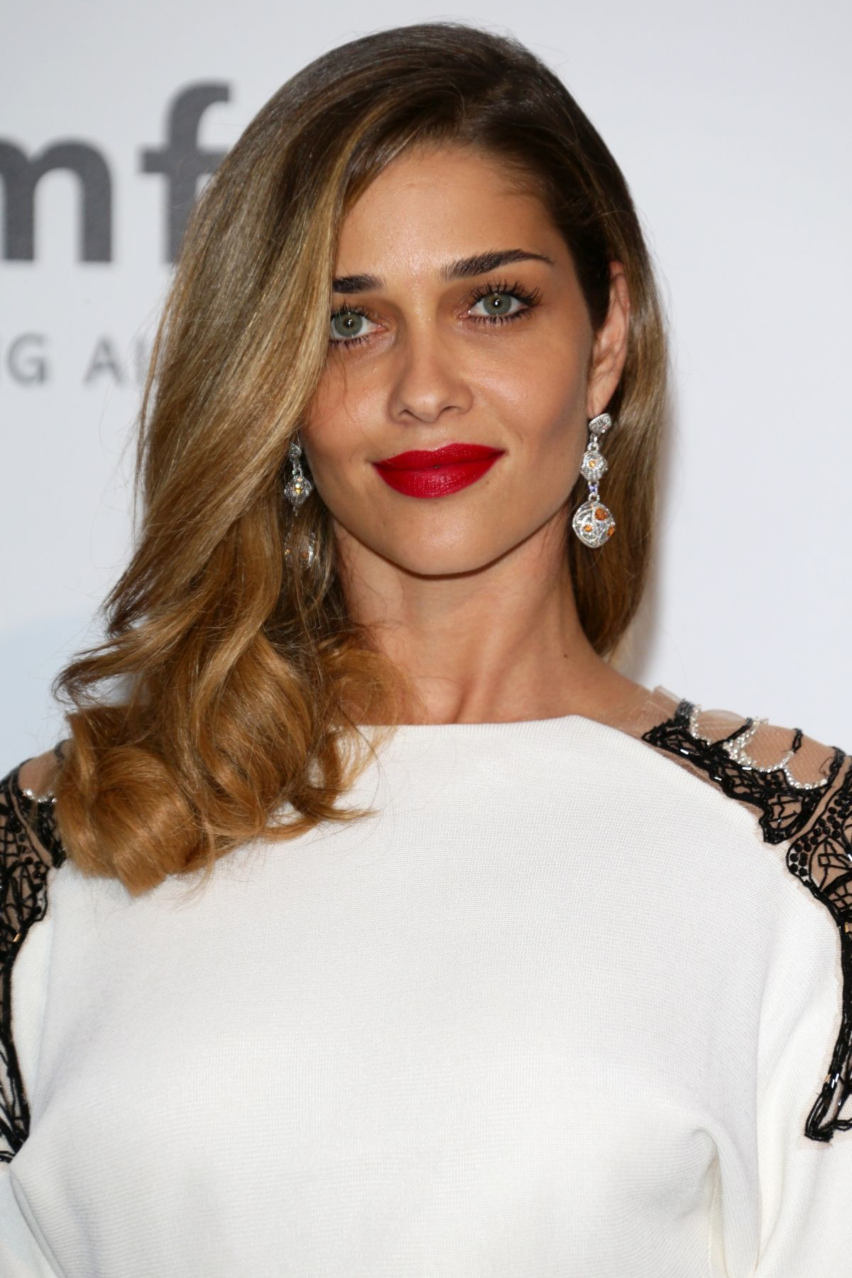ANA BEATRIZ BARROS at AMFAR's 21st Cinema Against Aids Gala in Cap D'Antibes