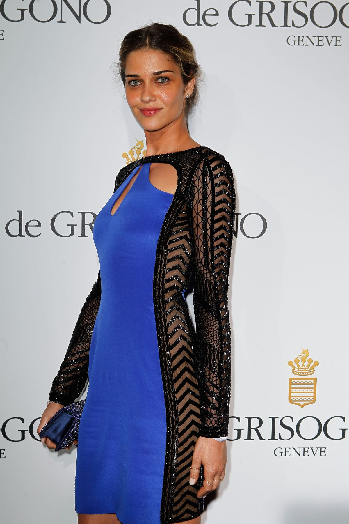 ANA BEATRIZ BARROS at De Grisogono Fatale in Cannes Party at Cannes Film Festival