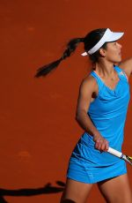 ANA IVANOVIC at Mutua Open in Madrid