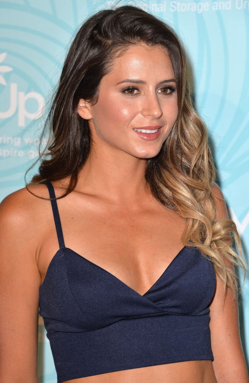 ANASTASIA ASHLEY at Step Up Inspiration Awards 2014 in Beverly Hills